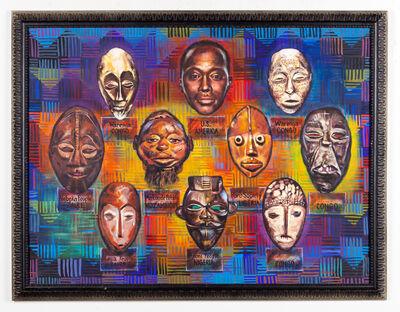 Sherman Beck, 'Ancestors', 1990