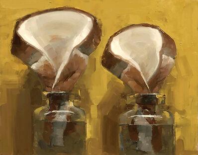 Tom Giesler, 'Floral 40: bread vases', 2020