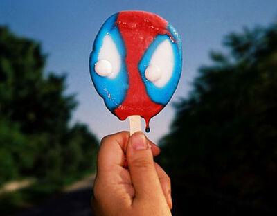 Meredith Allen, 'Toledo Road (Spiderman)', 2002