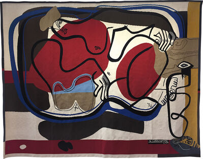Le Corbusier, 'Le Canape', 1956