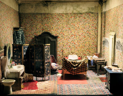 Ronan-Jim Sévellec, 'Hôtel du Parc, chambre 18', 2011