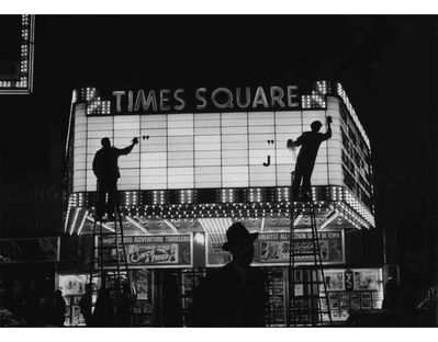 Sabine Weiss, 'Times Square, New York', 1955
