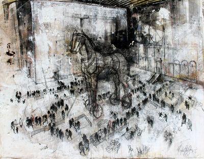 Gustavo Diaz Sosa, 'Series: Epopeyas para el Nuevo Milenio', 2016