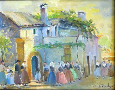 Matias Terrades, 'Casa Rustica, Andraitx, Mallorca', 1950-1969
