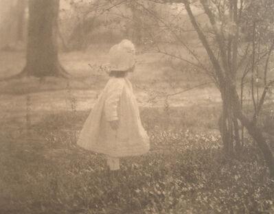 Alfred Stieglitz, 'Spring (1901)', 1905