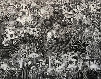 Stephen Aldrich, 'The Secret Garden', 2017