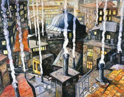 Oscar Oiwa, 'smoke', 2015