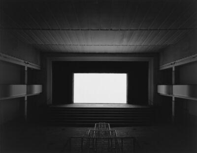 Hiroshi Sugimoto, 'Cinema Teatro Nuovo, San Gimignano', 2014