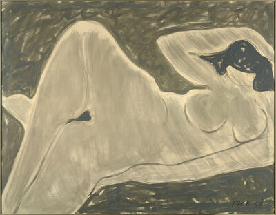Stephen Pace, 'Grey Nude (65-13)', 1965