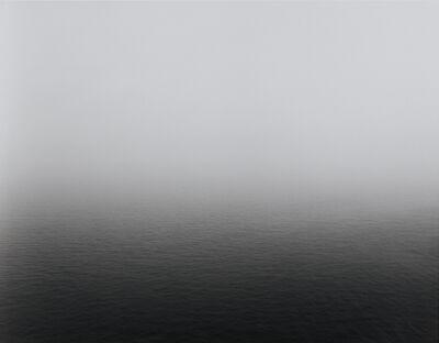Hiroshi Sugimoto, 'English Channel, Fécamp', 1989