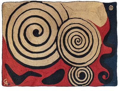 Alexander Calder, 'Spirals', 1974