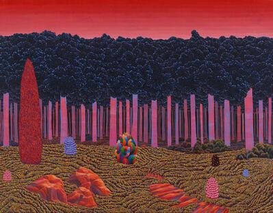Ahn Doo Jin, 'There', 2014