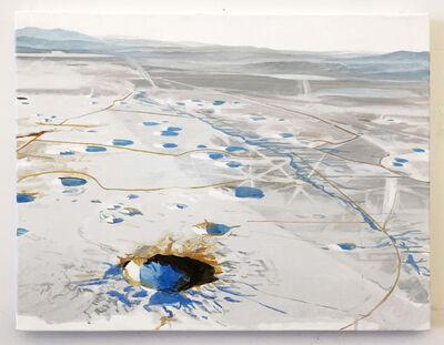 Eric LoPresti, 'Small Yucca Flat painting', 2018
