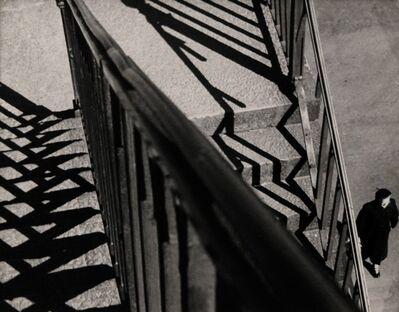André Kertész, 'Third Ave., E1, Shadows', 1952