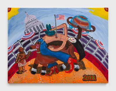 Marcel Alcalá, 'American Rodeo', 2021