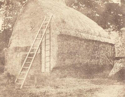 William Henry Fox Talbot, 'Haystack', 1844