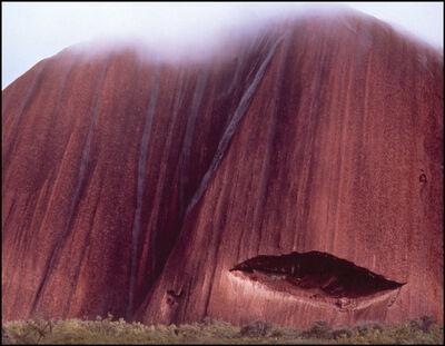 Hiroshi Hamaya, 'Uluru-Kata National Park'