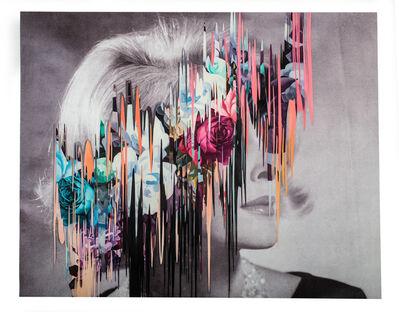 Ciler, 'Colorfull Girl III (Print)', 2019