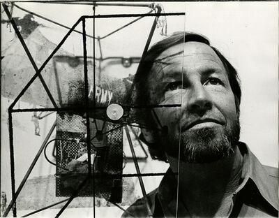 """Jack Mitchell, '""""Robert Rauschenberg""""', 1977"""