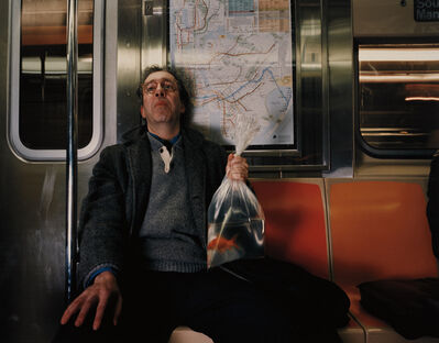 Philip-Lorca diCorcia, 'Igor and Fish', 1988