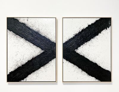 John O'Hara, 'Tar, X.', 2020