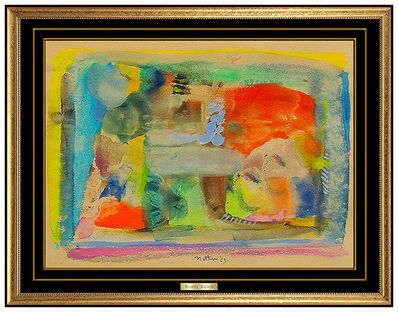 Robert Natkin, 'Field Series Abstract', 1963