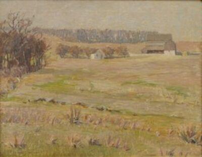 Leonard Ochtman, 'Summer Meadow', 1910