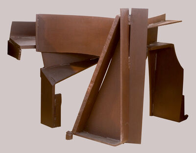 Anthony Caro, 'Toward Centre', 1984