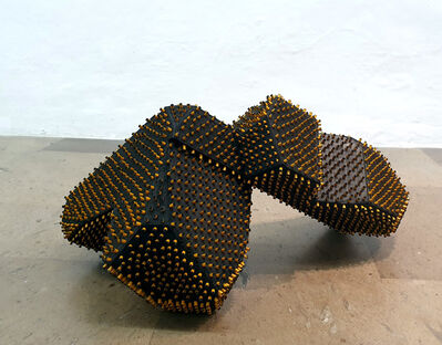 Julio Blancas, 'Virus II', 2019