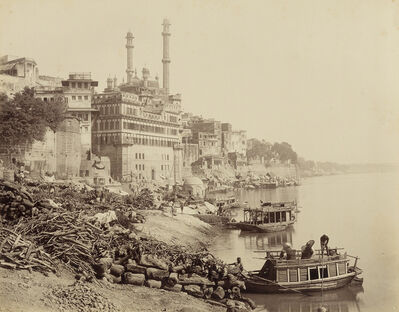 Samuel Bourne, 'A selection of 24 photographs of India and Ceylon', 1870s-80s