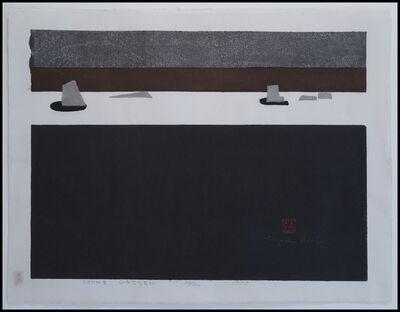Kiyoshi Saito, 'Stone Garden', 1955
