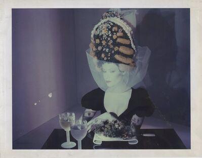 Gian Paolo Barbieri, 'Acconciatura Floreale Dina', 1976