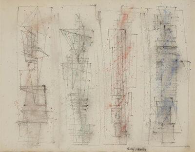 Dorothy Dehner, 'Vertical Quartet', 1953