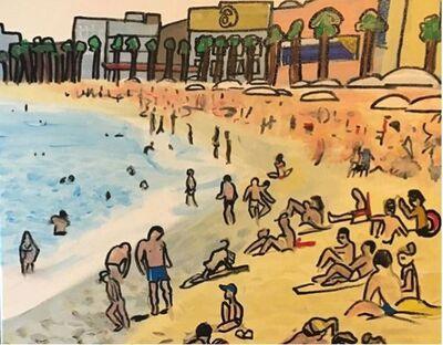 David Reardon, 'Shores Apart', 2019