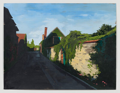 Matthew Benedict, 'Late Afternoon, Rue Claude Monet', 2011