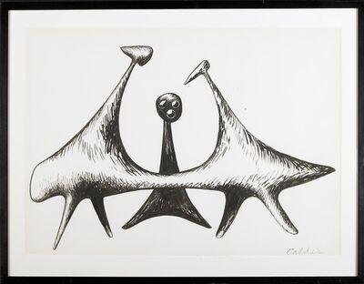 Alexander Calder, 'The Trio', 1944