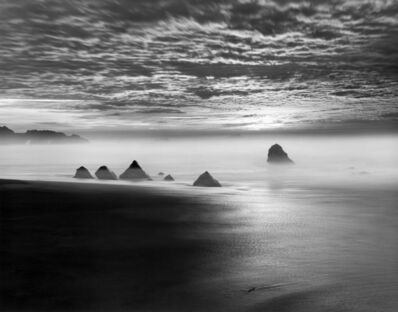 Chip Hooper, 'Triangle Rocks, Garrapata Beach, CA', 1998