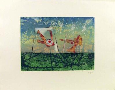 Roberto Matta, 'Transports Series, Archer', 1976