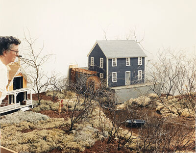 Joel Sternfeld, 'Architecture Museum, Provincetown, Massachusetts, July', 1980