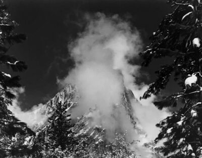 Edward Weston, 'Yosemite Mists', 1938