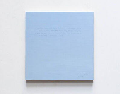 Byron Kim, 'Sunday Painting 7/7/03', 2003