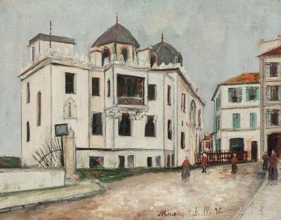 Maurice Utrillo, 'La Medina a Constantine, circa', 1918