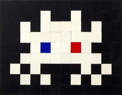 Invader, 'Invasion Kit #14 (Signed)', 2008