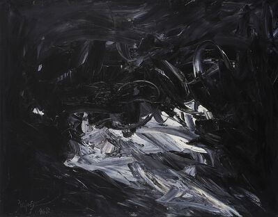Stacha Halpern, 'Paysage - Landscape', 1962