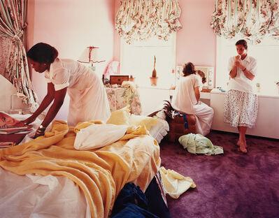 Tina Barney, 'Beverly, Jill and Polly', 1982