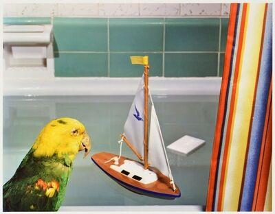 Jo Ann Callis, 'Parrot and Sailboat', 1980