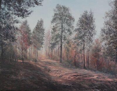 Viktor Kucheryavyy, 'Autumn Morning', 2018
