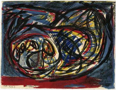 Karel Appel, 'Nightfear', 1958