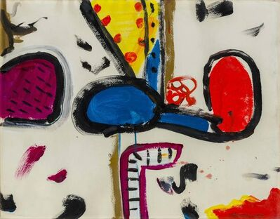Alan Davie, 'Ultitled', 1960
