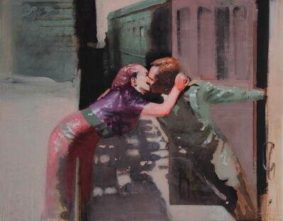 Natalya Zaloznaya, 'The Kiss', 2018